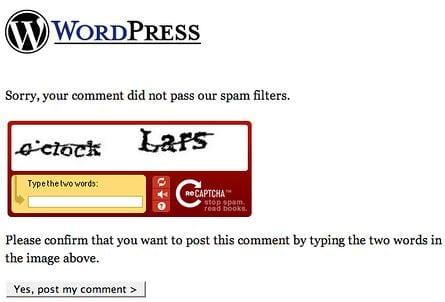 Wordpress'de Spam Yorumları Engelleme Yöntemleri Nelerdir?